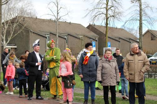 Optocht Heikrikkels 2020 + afterparty